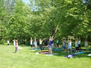 Open Air Yoga